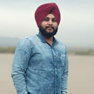 Anmol Singh  Dharni (B.Tech - Food Processing and Technology)