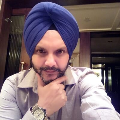 Dr.Harpreet Singh,  PhD (Management-Training & Development)